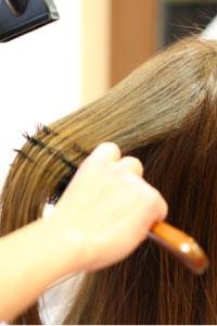 縮毛矯正 美革ストレート02